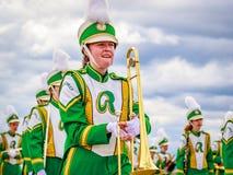 Portland Grand Floral Parade 2016 Royalty Free Stock Photo