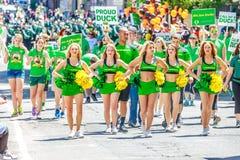 Portland Grand Floral Parade 2014 Stock Image