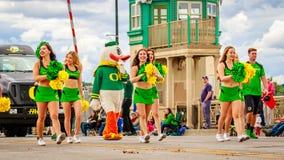 Portland Grand Floral Parade 2016 Royalty Free Stock Photos