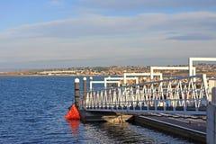 Portland Harbour Stock Image