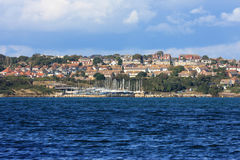 Portland Harbour Royalty Free Stock Image