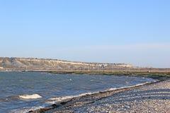 Portland harbour, Dorset Stock Images