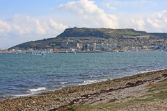 Portland Harbour Stock Images