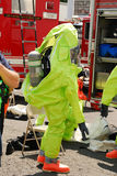 Portland Haz Mat Royalty Free Stock Photo