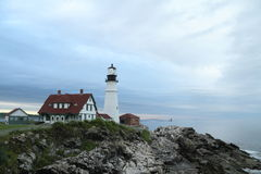 Portland Head Light Royalty Free Stock Image