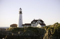 Portland Head Light Royalty Free Stock Images
