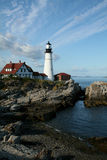 Portland Head Light Stock Images