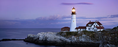 Free Portland Head Light Stock Photo - 9278530