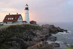 Portland Head Light Stock Photography