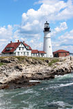 Portland Head Light Royalty Free Stock Photos