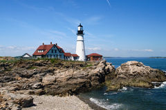 Portland Head Lighthouse royalty free stock image