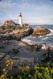 Portland Head Lighthouse Stock Image