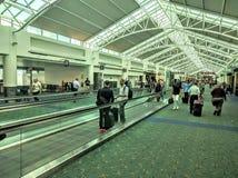 Portland international airport Royalty Free Stock Photo