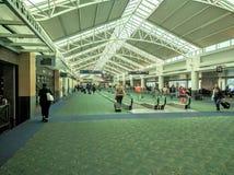 Portland international airport Stock Photography