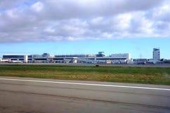 The Portland International Jetport (PWM) Royalty Free Stock Photography