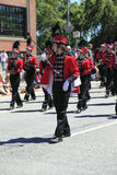 PORTLAND - JUNE 12: ROSE FESTIVAL ANNUAL PARADE. Stock Photo