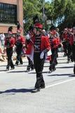 PORTLAND - JUNE 12: ROSE FESTIVAL ANNUAL PARADE. Stock Photo