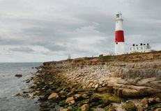 Portland Lighthouse Stock Photography