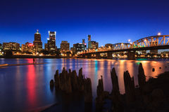 Portland is for Lovers Royalty Free Stock Photos