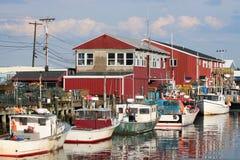 Portland, Maine Fotografía de archivo