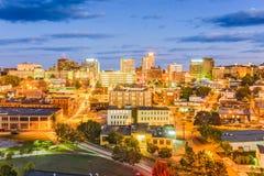 Portland, Maine, USA. Downtown cityscape stock photos