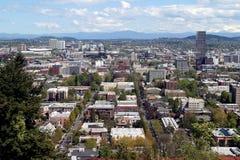 Portland O in primavera Fotografia Stock