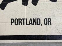 Portland Orégon Photos stock