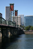 Portland Oregon Royalty Free Stock Photos