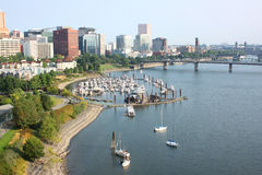 Portland Oregon Stock Photography