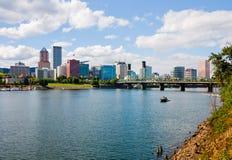 Portland Oregon Imagen de archivo libre de regalías