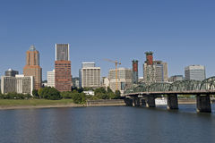 Portland Oregon Stock Image