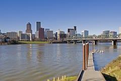 Portland Oregon Imagen de archivo