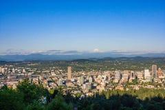 Portland Oregon Royalty-vrije Stock Afbeelding