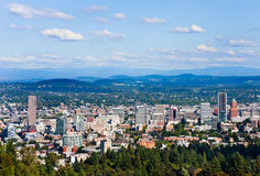 Portland, Oregon Royalty Free Stock Photo
