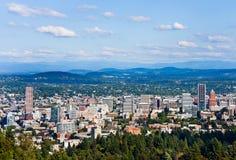 Portland, Oregon royalty free stock photo