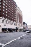 Portland Oregon City Apartment buildings stock photos
