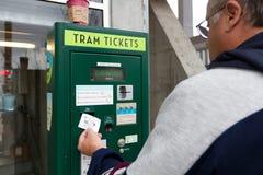 Portland, Oregon il 19 novembre 2011 Fotografie Stock Libere da Diritti