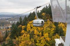 Portland, Oregon- novembro 19, 2011 Imagem de Stock