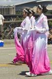 Portland Oregon rose parade. Stock Photography