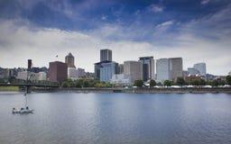 Portland Oregon Skyline Royalty Free Stock Image