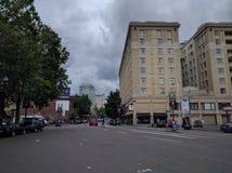 Portland Oregon Royalty Free Stock Photography