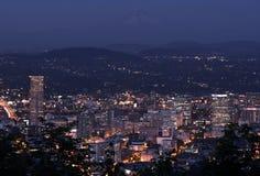 Portland Overlook Royalty Free Stock Image