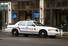 Portland Police Stock Images