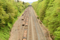 Portland Rail Stock Images