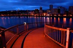 Portland rampy oregon Obraz Royalty Free