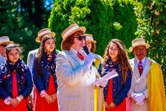 Portland Rose Festival royalty-vrije stock fotografie