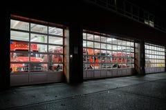 Portland-` s Feuerwache, Oregon, Vereinigte Staaten lizenzfreie stockfotos