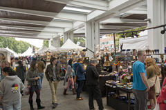 Portland saturday market Royalty Free Stock Images
