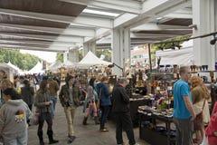 Portland saturday market Royalty Free Stock Images
