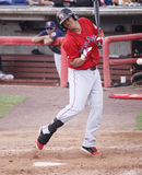 Portland Sea Dogs batter Chih-Hsien Chiang Stock Photography